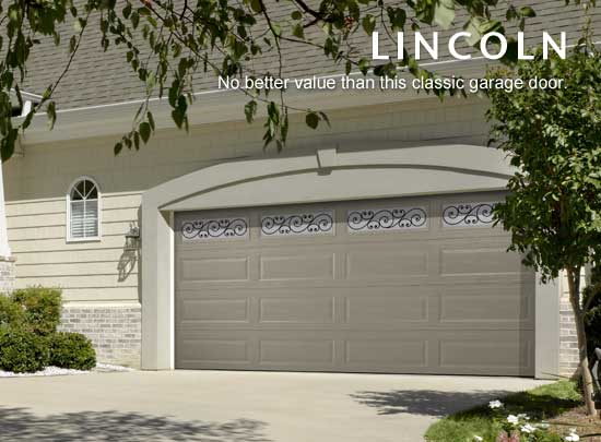Amarr lincoln steel doors