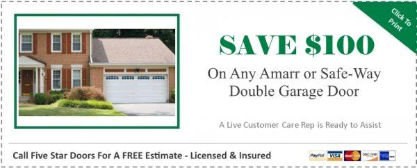 Amarr Safe-Way Coupon
