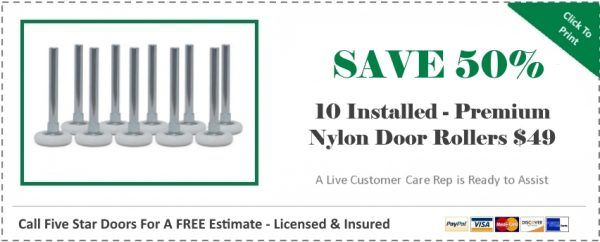 Door Rollers Coupon