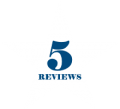 5 star review logo
